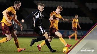 U20s HIGHLIGHTS | St Mirren 0-1 Motherwell