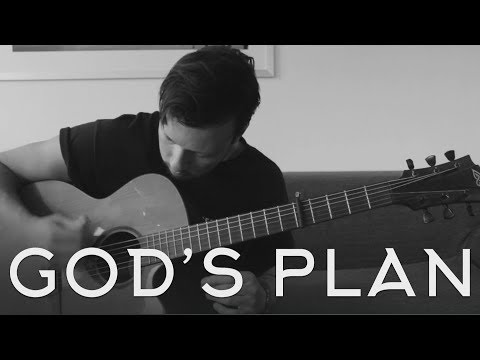 Drake - God's Plan // Fingerstyle Guitar Cover - Dax Andreas