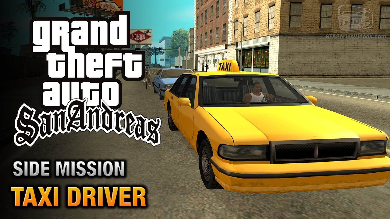 Gta San Andreas Taxi Driver Yes I Speak English Trophy