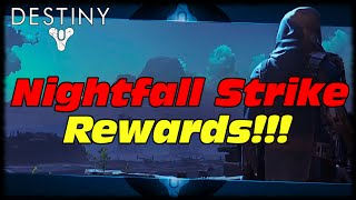 Bless Me RNGesus! PLEASE! Destiny 2 Weeks Of Nightfall Rewards After Taken King Buffdate!