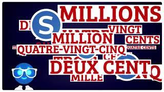 Comment bien écrire les nombres et les accorder ? Osez le français - TV5MONDE
