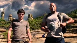 Journey 2: The Mysterious Island: Plugged In Movie Review