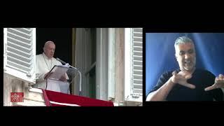April 18 2021 Regina Coeli prayer Pope Francis (ASL)