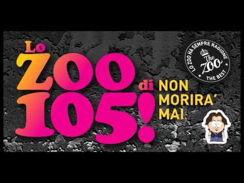 Lo Zoo di 105 -  Marcello il Trabello (Zoo best) -  14/11/2016