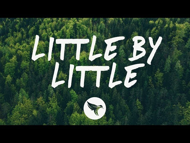 Tritonal - Little By Little (Lyrics) ft. Lourdiz