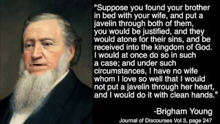 Brigham Young - Javelin Atonement