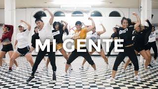 Mi Gente - J Balvin feat. Beyoncé (Dance Video) | @besperon Choreography