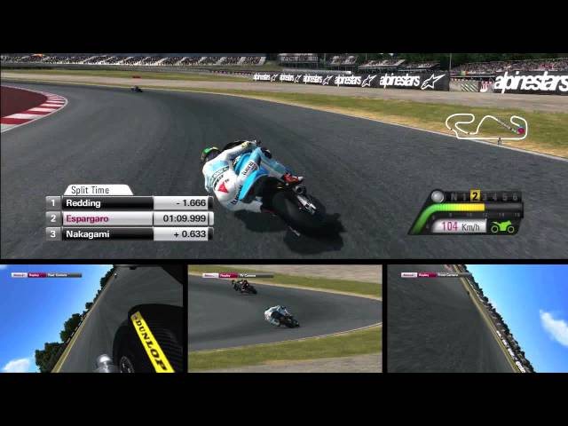 MotoGP 13 - Moto2 - PS3 Gameplay