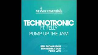 Technotronic - Pump Up The Jam (Peter Luts Remix)