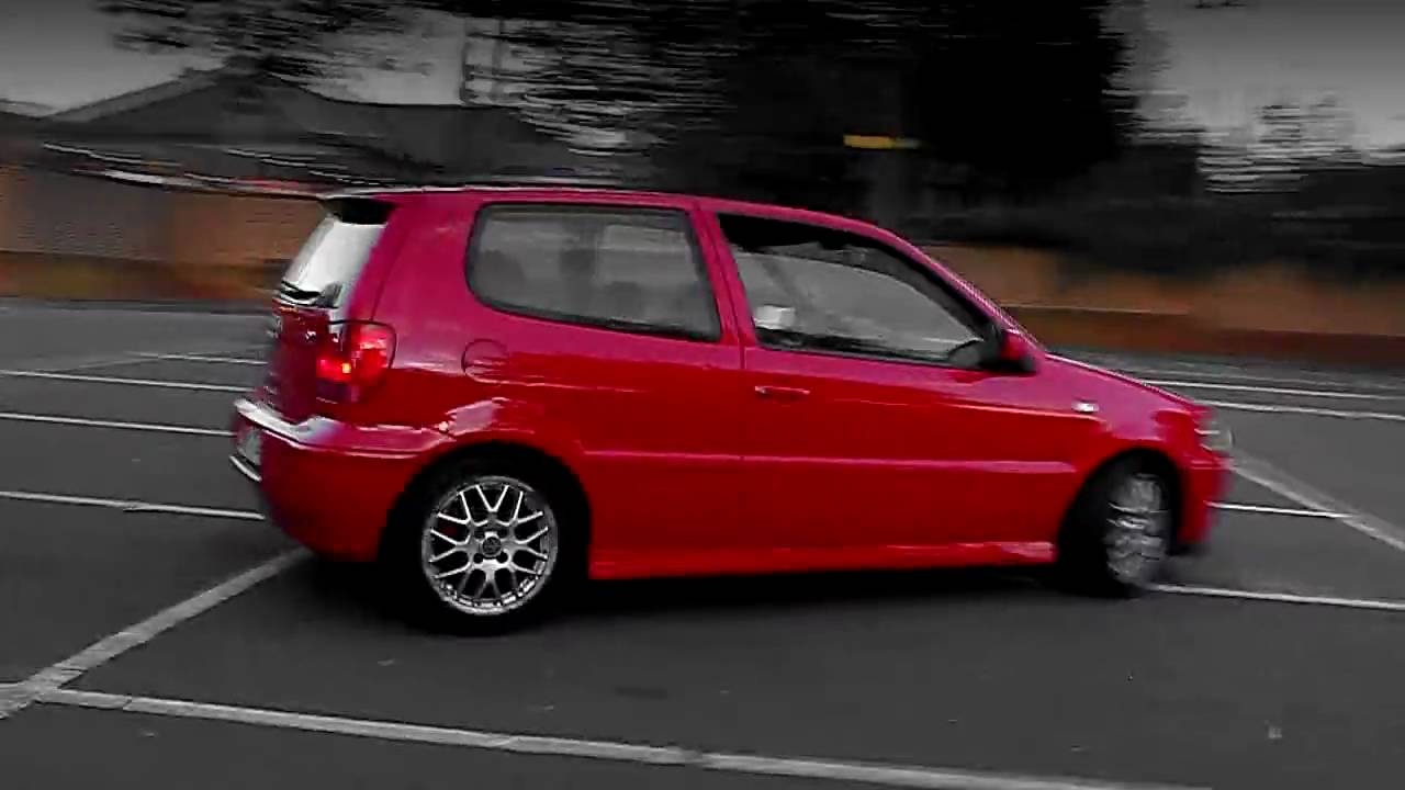 vw polo gti 6n2 1 6 16v youtube. Black Bedroom Furniture Sets. Home Design Ideas