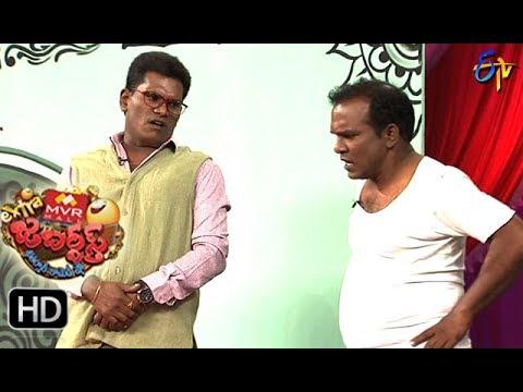Chammak Chandra Performance   Extra Jabardasth   3rd November 2017   ETV  Telugu