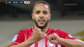 ΑΕΚ - Ολυμπιακός: 1-5 (MD2 playoff, 4/4/2021)
