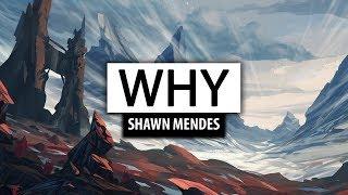 Baixar Shawn Mendes ‒ Why [Lyrics] 🎤