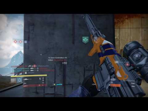 Destiny | Destroying Spawn Snipers
