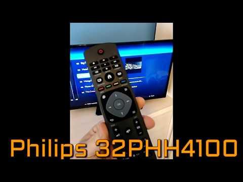 Philips 32PHH4100/88 32 Inch HD Ready TV. Philips 32PHH4100