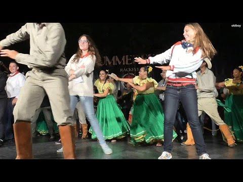 Costa Rica - Táncház (Dance-House)