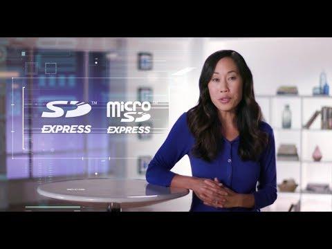 microSD Express & SD Express - Revolutionary Innovation for SD Memory Cards