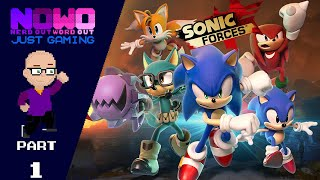 Just Gaming - Sonic Forces - PS4 - Part 1