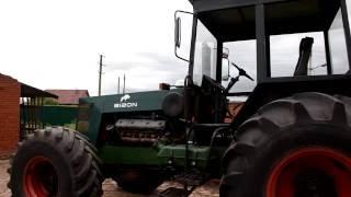 В Янаульском районе Башкирии «кулибины» собрали мощный трактор «Бизон»(, 2016-07-01T12:03:33.000Z)