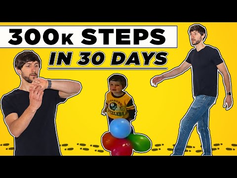 I walked 10,000 STEPS daily for 30 days. Here's what happened.