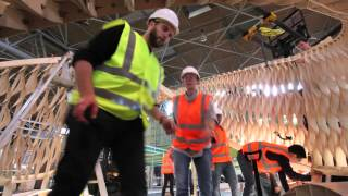 The TWIST: AA EmTech @ Timber Expo 2015