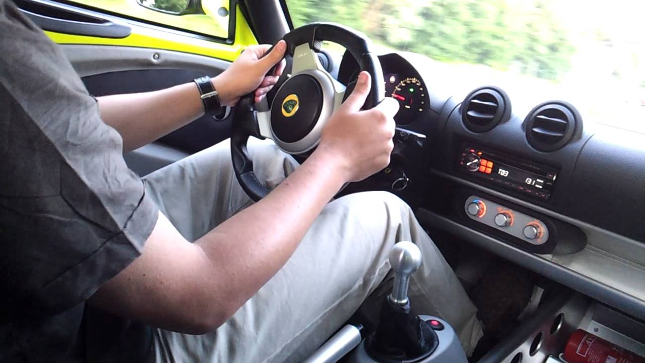 Driving a 2010 lotus elise s 136hp toyota engine youtube vanachro Images