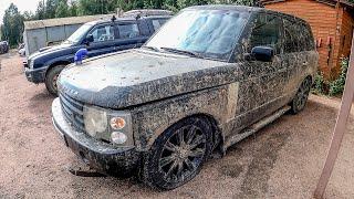 Range Rover ещё жив, перевернули прицеп, 1001 зарядка для Tesla.