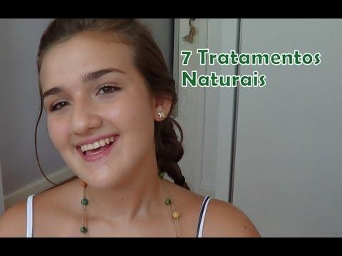 7 Tratamentos para pele e cabelo com produtos naturais