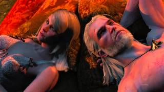 The Witcher 3: Wild Hunt - Keira Metz Sex Scene