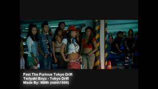 [MV] - Fast The Furious Tokyo Drift