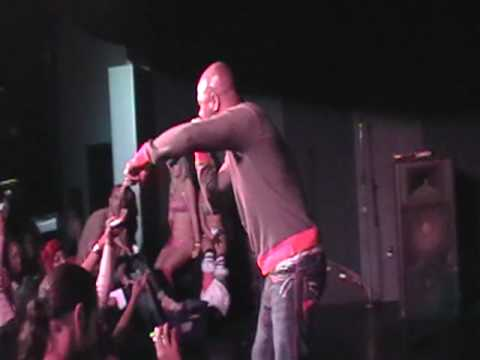 Serani - NO Games LIVE @ The Cabana Club Hollywood 9.17.2009