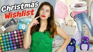 What I Want For Christmas! | Christmas Wishlist 2017 | Teen Gift Guide!