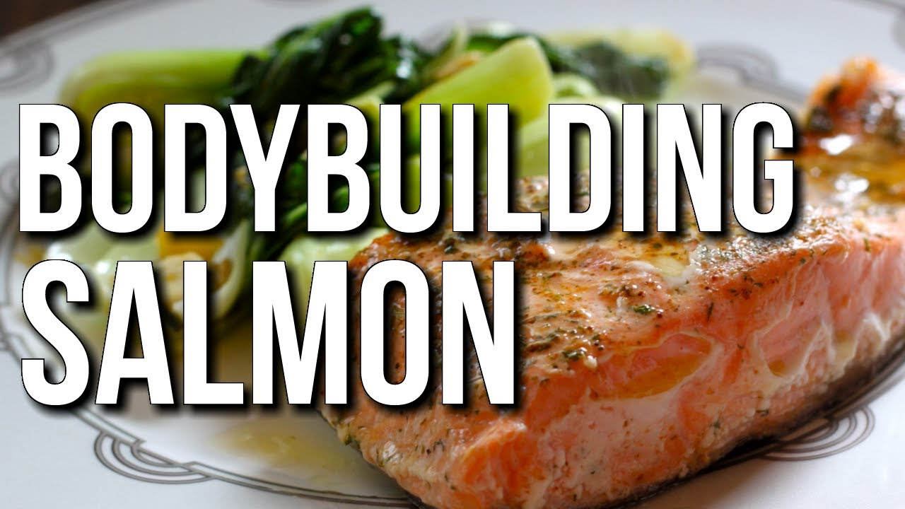 Bodybuilding cooking easy fish high protein meal example youtube forumfinder Image collections