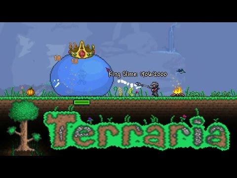 SLIME BOSS #5 Terraria PL