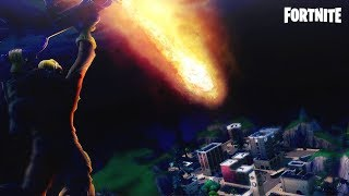 THE SECRET THAT HIDES THE FORTNITE METEORITE *PERFECT THEORY*