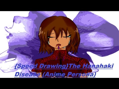 {Speed Drawing} The Hanahaki Disease (Anime Persona)