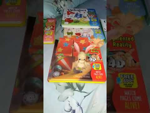 4D Book - Augmented Reality - The Velveteen Rabbit [Full Version]