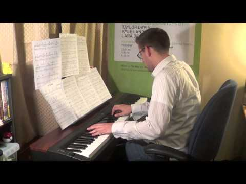 Disney - Enchanted - So Close - Piano Solo