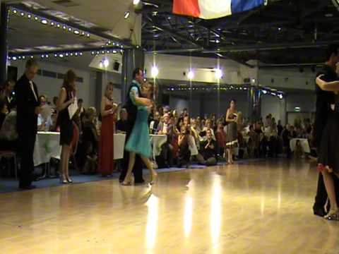 Finale danse de salon hyeres 23 06 2012 debutants b for Youtube danse de salon
