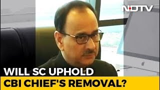 On Exiled CBI Chief Alok Verma's Case, Supreme Court Order Today