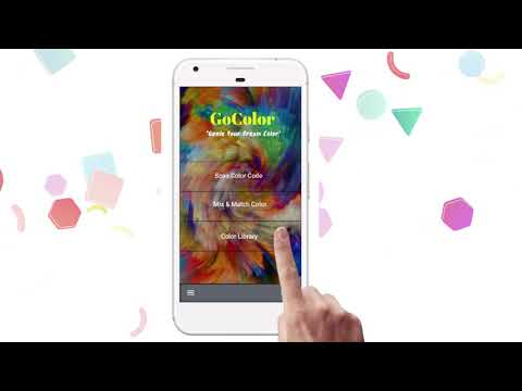 Go Color Apps Tutorial thumbnail