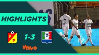 Pereira vs. Once Caldas (Goles y Highlights) Liga BetPlay Dimayor 2020-1 | Fecha 7
