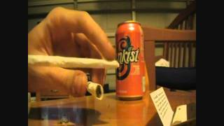 How to Roll a Cross Joint [HD]