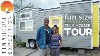 Tiny House Tour: The Fun Size House