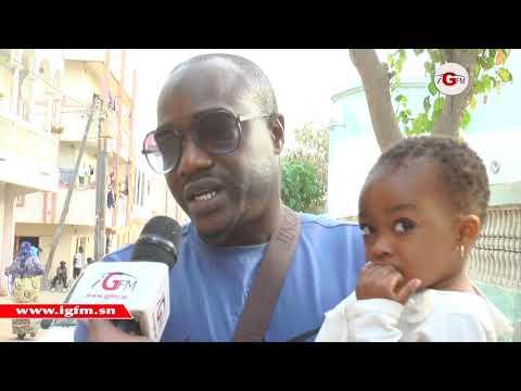 Décès de Dogo, mari de Kiné Lam : le dernier hommage de ses enfants
