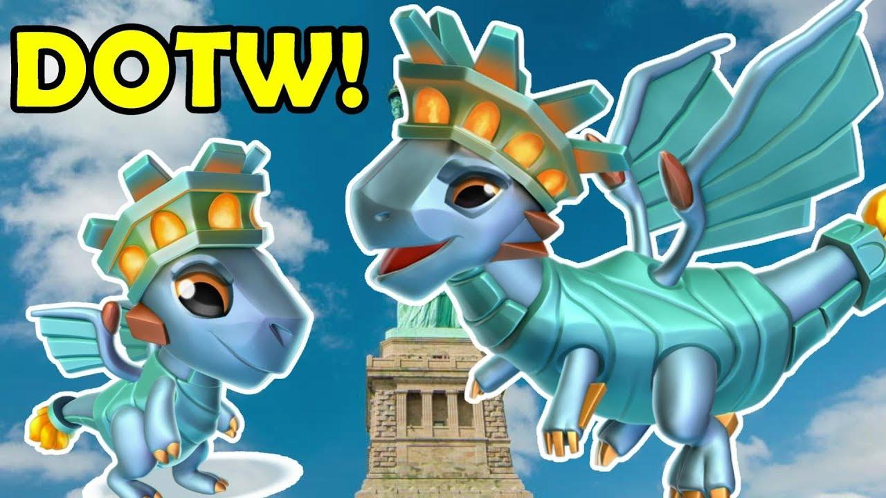 Liberty Dragon Next Dotw Breeding Combination Revealed Dml 885