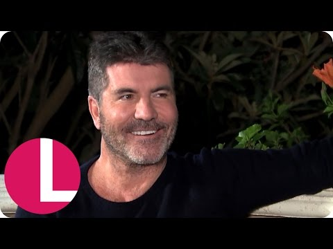Simon Cowell Extended: Judges' Houses, Spice Girls Reunion And Son Eric | Lorraine