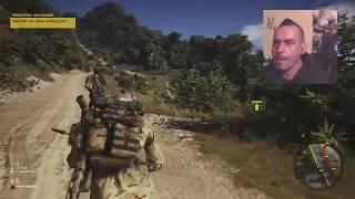 Ghost recon wildlands spec ops sas class rainbow 6  ops pt 1