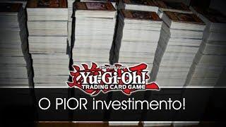 O PIOR investimento que você pode fazer no Yu-Gi-Oh! TCG