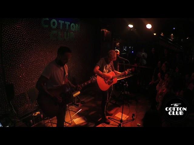 Dani Fernandez en directo en Cotton Club bilbao  Te esperare toda la vida